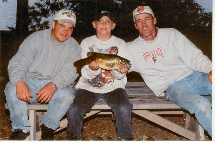 Maine wilderness camps for Maine fishing camps
